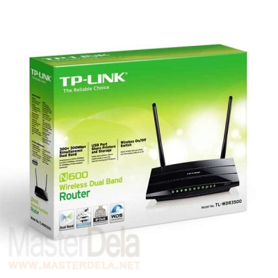 Маршрутизатор TP-Link TL-WDR3500