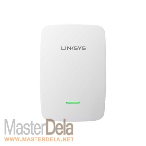 Беспроводной репитер N600 PRO Wireless N, Linksys Dual Band RE4000W