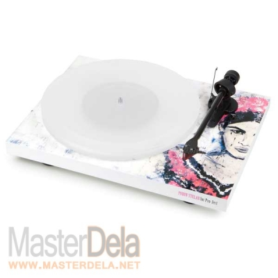 Проигрыватель винила Pro-Ject DEBUT CARBON DC ESPRIT PS00 WHITE FRIDA 2M RED